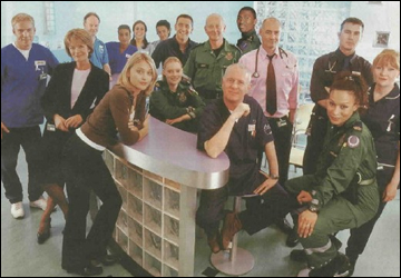BBC Casualty Series 16 Cast
