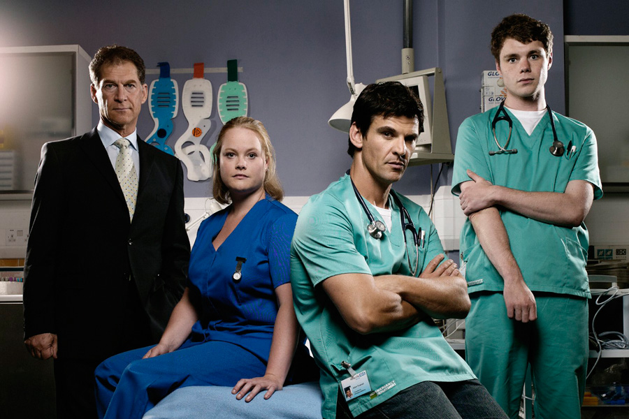 Casualty Past Characters