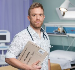 Abrupt and tactless, Consultant Dylan is a brilliant clinician and has been treading the wards for the last five years.